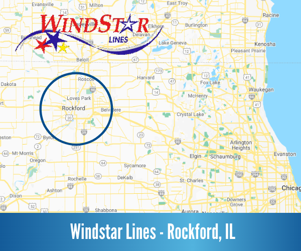 Windstar Lines - Rockford, IL