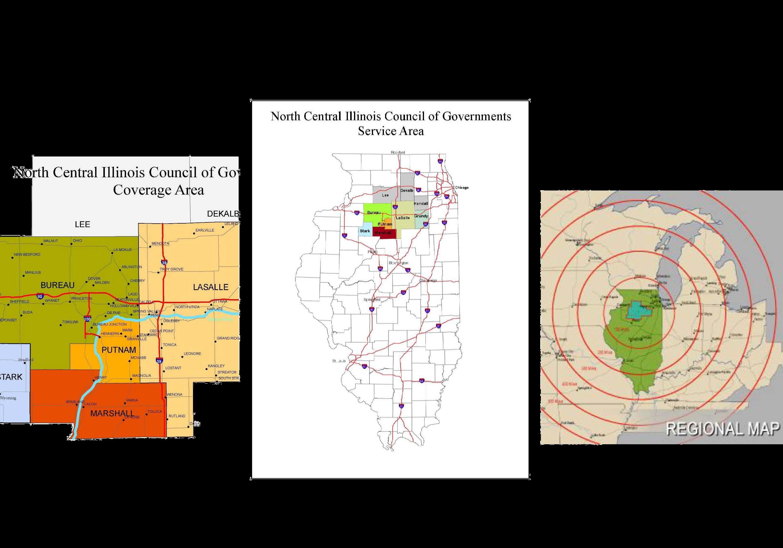 3 Maps for Website transparent